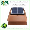Green house! New Home Electric Appliance Solar Panel Roof Ventilation Fan