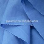Dyed Cotton Linen Blend Fabric