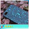 top sale fluorescent sky matte case for iphone 5