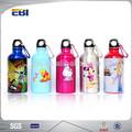 alta qualidade crianças fancy alumínio garrafa de água