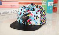 Custom 6 Panel Cap High Quality Snapback Hat