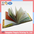 Custom Printing Service English Hardcover Pop Up Book Publisher