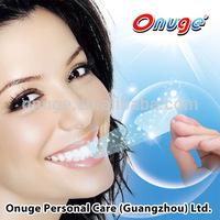 Onuge Teeth Whitening Strips, with Crest Supreme quality, teeth bleaching whitestrip