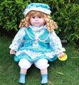 Inteligente hermosa muñeca de juguete, precioso juguetesparabebés muñeca de moda, el diálogo de bebé de juguete