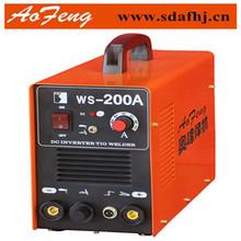Portable WS-200A DC Inverter MMA/TIG Welding Equipment Welder