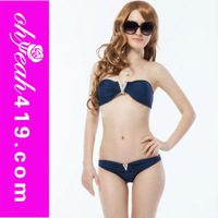 2014 Fashion OEM Sexy Triangle Swimwear Womens Hot Sex Images Bikini