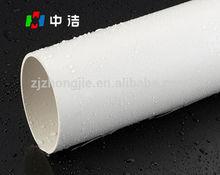 American standard 8 inch pvc drain pipe SCH40