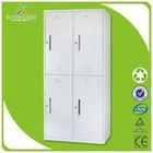 Good quality 4 doors metal clothes lockerssteel bench locker for locker room steel popular locker