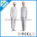 Personalizado colorfull cleanroom avental, esd roupas, workwear antiestático/esd roupas de segurança