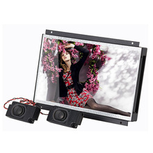 Portable digital signage, wall mount open frame 7 inch Mini advertising display