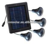 2014 Newest 80 LED Solar Indoor Light