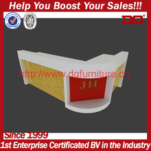 2014 supermarket checkout counter cashier commercial bar counter retail store counters for sale