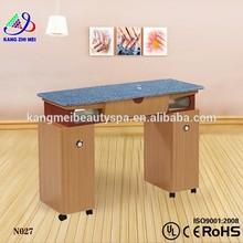 Art nail manicure table/manicure table nail salon furniture/nail technician tables KM-N027