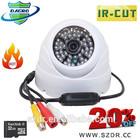 Hot IR-CUT CCTV Hot CCTV Video Security Camera hidden wall clock cameras