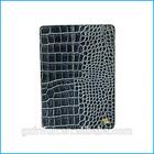 Azurite crocodile protective leather case for ipad air,case for ipad air 2,for ipad mini case