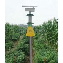 solar pest control trap light /light control/ rain control for farmland use