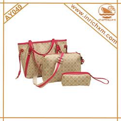 High quality PU designer handbag 2014
