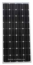 HQ 18v 145M-150W mono solar panel for 12v off-Grid system