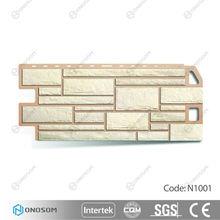 faux stone siding panel