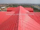 plastic roofing PVC tile