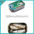 Ingrediente enlatados sardina de pescado proveedor
