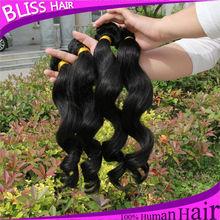 Drop shipping Brazilian virgin loose weave human hair candy beauty