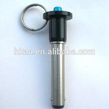 custom stainless steel ball lock pin,latch pin hardware