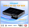 2014 GOOD QUALITY / LOW COST for DVB-C HD SET TOP BOX