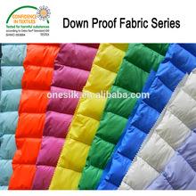 20D/24F 400T FULL DULL Nylon Downproof Fabric