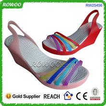 2014 high heel shoe lady fancy high heel elegant sandals wholesale flower shoe for women high heels
