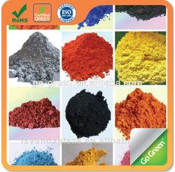 Colorful asphalt pigment for color asphalt / iron oxide pigment