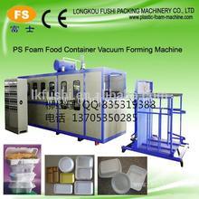 plastics full Automatic fruit tray/foam plate making machine