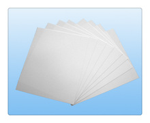 white PC (polycarbonate) Core Sheet and transparent PC overlay film for ID card,E-passport etc.
