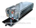 horizontal oculto y bajo nivel de ruido del ventilador de la unidad de la bobina