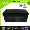 Solar battery rechargeable battery lead acid battery 12v 20hr
