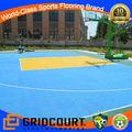 Gridcourt outdoor basketball plastic flooring