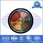 XLPE Insulated Cable Low/Medium Voltage with Different Standards for Power Transmission Lines, Hot Exporting from Direct Factory