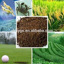 Tea Seed Meal/Cake/Powder for Aquaculture, Organic Fertilizer, Eco-pesticides, etc.
