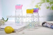 BPA free PE kids water bottles,school bottle