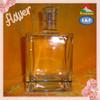 500ml square scotch whiskey glass bottle
