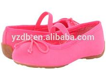 pink rubber girls dress shoes