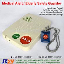 elderly care,elderly product,Elderly life caring alarm,home alert medical alarm systems T10G
