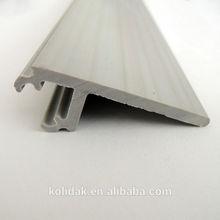 China Custom PVC plastic profile extrusion