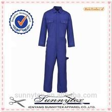Sunnytex new design workwear uniform for coal man
