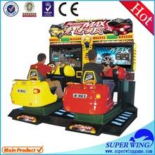 "2015 new 42"" full-motion high qulity simulator arcade games car racing"