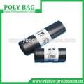 desechables de plástico de la ropa bolsas en rollo