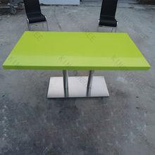 kingkonree pure green luxury modern dining table