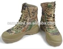 Waterproof Wearable Hunting Safari Game Boot Camo Pattern Hunting Boots