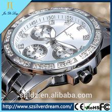 New Fashion 2014 Quartz Movt Top 10 Wrist Watch Brands
