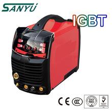 Sanyu 2014 New Design High Performance Top quality TIG/MIG/MMA gas Welder